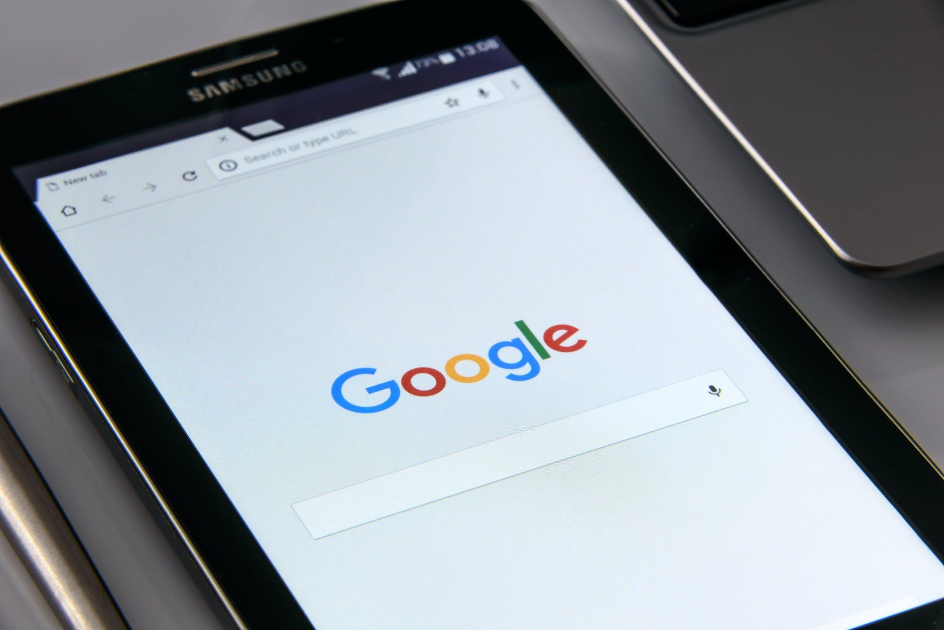 Google lesson plans